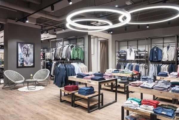 Jesske Mode Genuss Greifswald Nette+Hartmann Hamburg Herren store retail design